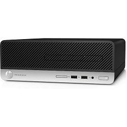 HP ProDesk 400 G4 SFF - Intel i3-7100 3.9GHz / 4GB RAM / 500GB HDD / Intel HD 630 / Windows 10 Pro 64, 1EY30EA