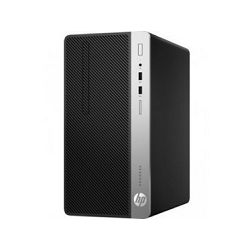 HP ProDesk 400 G4 MT - Intel i3-7100 3.9GHz / 4GB RAM / 1TB HDD / Intel HD 630 / Windows 10 Pro, 1KP06EA