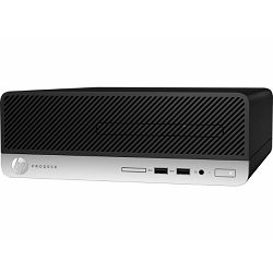 HP ProDesk 400 G6 SFF - Intel i3-9100 4.2GHz / 8GB RAM / 256GB SSD / Intel UHD 630 / Windows 10 Pro, 7EL87EA