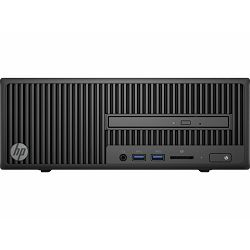 HP 280 G2 SFF - Intel i3-6100 3.7GHz / 4GB RAM / 128GB SSD / Intel HD 530 / Windows 10 Pro 64, X9E02EA