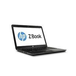 HP ZBook 14 - Intel i5-4300U / 4GB RAM / HDD 500GB / HD / M4100 / Windows 7/8 Pro / 14 inch, F0V07EA
