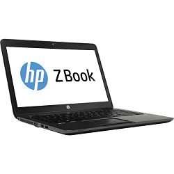 HP ZBook 14 - Intel i7 / 8GB RAM / SSD 256GB / AMD M4100 / Windows 8 Pro / 14 inch, F0V04EA
