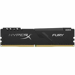 Kingston DRAM 8GB 3200MHz DDR4 CL16 DIMM 1Rx8 HyperX FURY Black EAN: 740617296358