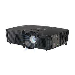 InFocus IN119HDxa - DLP, Full HD 1080p, 3600 ANSI, 28.000:1, 2.45 kg, 7.000 sati, 2xHDMI, 3D, 12V Screen trigger