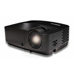 InFocus IN124x - DLP, XGA, 4200 ANSI, 14000:1, 2.3 kg, 3500 sati, 2xVGA+HDMI, LAN, 3D