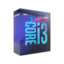Intel Core i3 9100 3.6GHz,6MB,4C,LGA 1151 CL