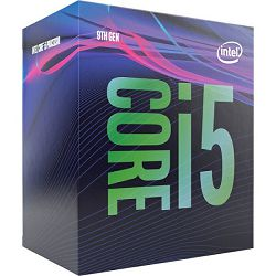 Intel Core i5 9400 2.9/4.1GHz,9MB,6C,LGA 1151