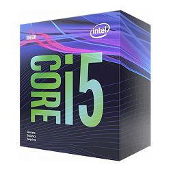 Intel Core i5 9400F 2.9/4.1GHz,9MB,6C, 1151, noGPU