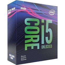 Intel Core i5 9600KF 3.7/4.6GHz,9MB,6C,LGA 1151