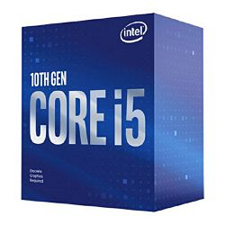 Intel Core i5 10400F 2.9/4.3GHz,6C/12T,LGA1200