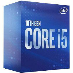 Intel Core i5 10500 3.1/4.5GHz,12MB,6C/12T,LGA1200