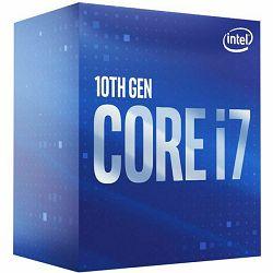 Intel Core i7 10700 2.9/4.8GHz,16MB,8C/16T,LGA1200