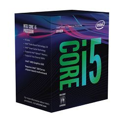 Intel Core i5 8600 3,1GHz,9MB, 6C,LGA 1151