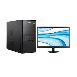 IQ Standard Hasy III - Intel Pentium G3260 3.3GHz / 4GB RAM / 500GB HDD / 21.5