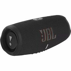 JBL Charge 5, portable bluetooth speaker with powerbank, water/dust proof, IPX67, Black