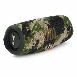 JBL Charge 5, portable bluetooth speaker with powerbank, water/dust proof, IPX67, Camo SQUAD