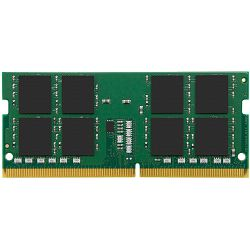Kingston DRAM Notebook Memory 4GB DDR4 2666MHz SODIMM, EAN: 740617281880