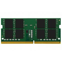 Kingston SODIMM DDR4 2400MHz, CL17, 8GB