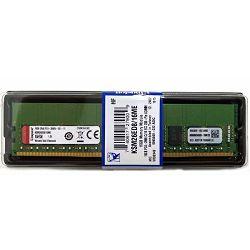 Kingston DDR4, 2666MHz, ECC, 16GB