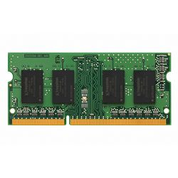 Kingston DDR3 1600MHz, CL11, SODIMM, 2GB