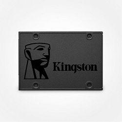 Kingston SSD A400, R500/W450,480GB, 7mm, 2.5