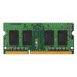 Kingston DDR3 1333MHz, CL9, SODIMM, 8GB