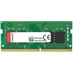 KINGSTON 8GB 2400MHz DDR4 Non-ECC CL17 SODIMM 1Rx8 Lifetime
