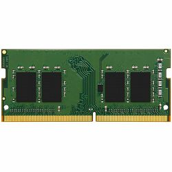 Kingston DRAM 8GB 3200MHz DDR4 Non-ECC CL22 SODIMM 1Rx8 EAN: 740617296099