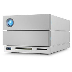 LaCie 12TB 2big Dock Thunderbolt 3 & USB 3.2, STGB12000400