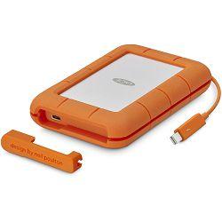 Lacie 1TB SSD Rugged Thunderbolt & USB 3.1 Type C, STFS1000401