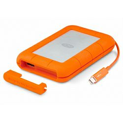 Lacie 2TB Rugged Thunderbolt & USB 3.0 w integrated cable, STEV2000400