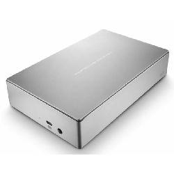 LaCie 4TB Porsche Design 3.5 USB 3.0 Type C - Silver, STFE4000401