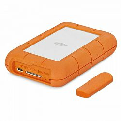 Lacie 4TB Rugged RAID Pro USB-C & SD card slot, STGW4000800