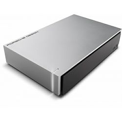 Lacie 6TB Porsche Design 3.5 USB 3.0 light-grey, STEW6000400