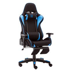 LC-Power LC-GC-702BB-FF, crno/plava gaming stolica