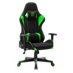 LC-Power LC-GC-703BG, crno/zelena, gaming stolica