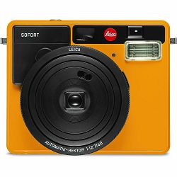 LEICA SOFORT ORANGE 19102 Instant Camera
