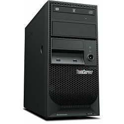 Lenovo TS150 E3-1225v6/8/2x1LFF/Raid121i/1/OD/250/3y, 70UB001NEA