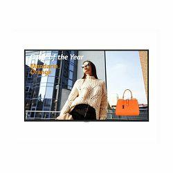 LG 49UH5F-H 49inch UHD Signage IPS 16:9 4K-500cd2 500000:1 60Hz 8ms 24/7 HDMI 1/2/3/DVI/DP/OPS webOS 4.1 Portrait landscape