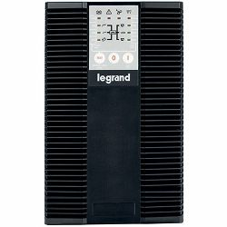 UPS KEOR LP -with extendable backup time, Online double conversion VFI-SS-111, Waveform-Sinusoidal, 1000VA/900W, Outlet - 3x IEC C13, Communication Port with Software - RS232 port, Back up time-5 min,