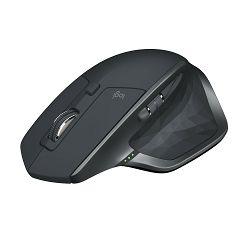 Logitech MX Master 2S bežični miš + BT, tamnosiva