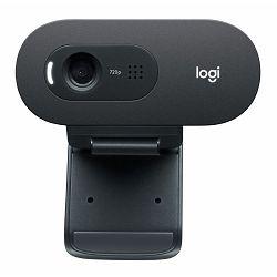 Logitech C505 HD web kamera, 720p