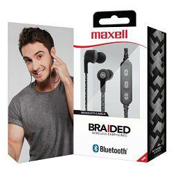 Maxell bežične slušalice s mikrofonom BT700 crne