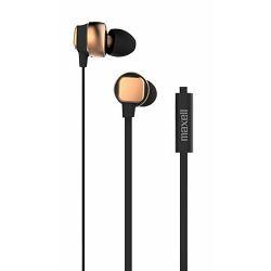 Maxell Metallix slušalice, zlatne
