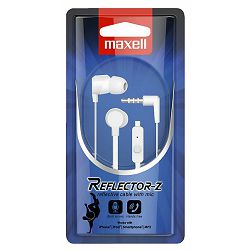 Maxell reflektirajuće slušalice, bijele