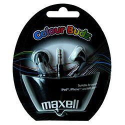 Maxell Stereo colour slušalice, crne