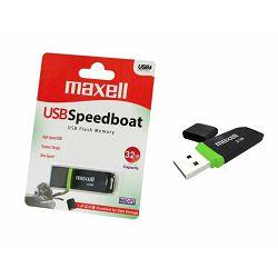 Maxell USB 2.0, 32GB, crni