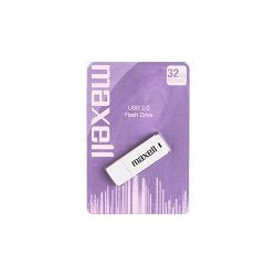 Maxell USB 2.0, 32GB, bijeli
