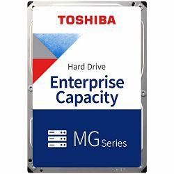 HDD Server TOSHIBA (3.5, 16TB, 512MB, 7200 RPM, SATA 6 Gb/s)