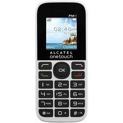 Mobitel Alcatel OT-1016D, bijeli